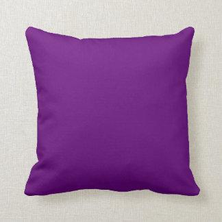 Änderungsfarbe der SCHABLONE DIY addieren Kissen