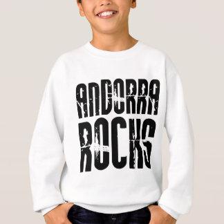 Andorra-Felsen Sweatshirt