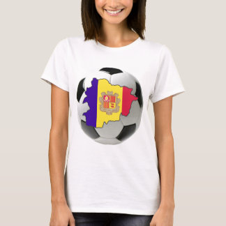Andorra-Nationalmannschaft T-Shirt