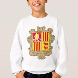 Andorra-Wappen Sweatshirt
