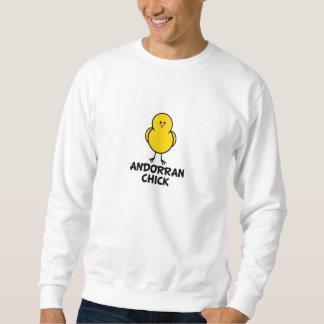Andorranisches Küken Sweatshirt