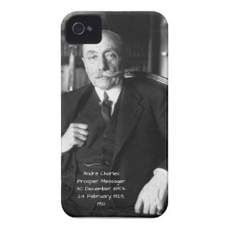 André Charles erweitern sich Messager 1921 iPhone 4 Hülle