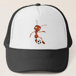 Andre der Ameisen-Fußball Truckerkappe