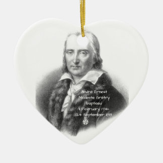 André Ernst Modeste Gretry Keramik Ornament