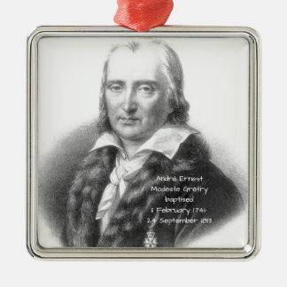 André Ernst Modeste Gretry Silbernes Ornament