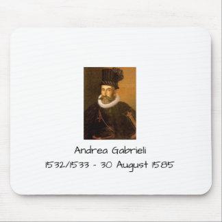 Andrea Gabrieli Mousepad