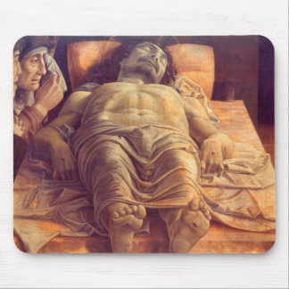 ANDREA MANTEGNA - Wehklage von Christus 1480 Mousepad