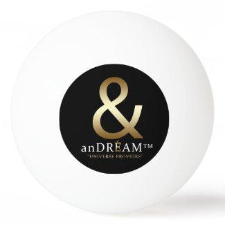 ANDRÉAM™ 3 stars Ping Pong Ball Table Tennis Ball