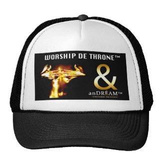 ANDRÉAM™ Mesh Cap Trucker Hat