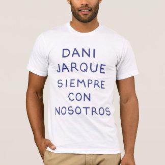 Andres Iniesta Dani Jarque siempre Betrug nosotros T-Shirt