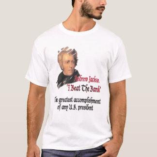 Andrew- Jacksonenden-gefüttert T-Shirt