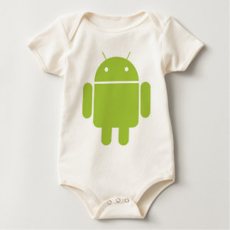 Android Baby Strampler