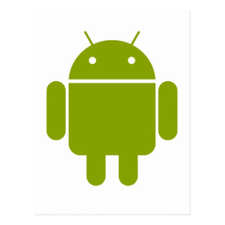 Android Postkarte