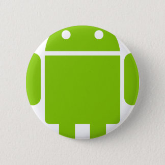 Android Runder Button 5,7 Cm