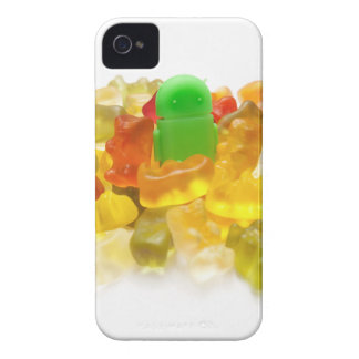 Android und bears.jpg Case-Mate iPhone 4 hüllen