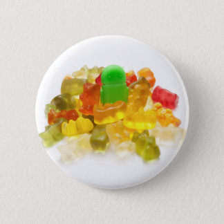 Android und bears.jpg runder button 5,7 cm