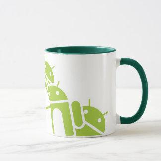 Androide Armee Tasse