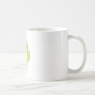 Androide Regeln Kaffeetasse