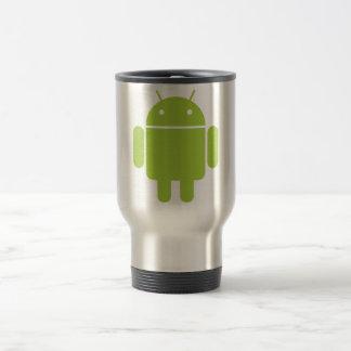 androide Reise-Tasse Edelstahl Thermotasse