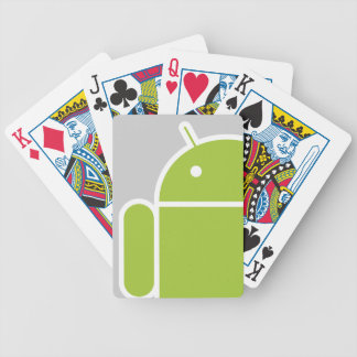 Androide Spielkarten