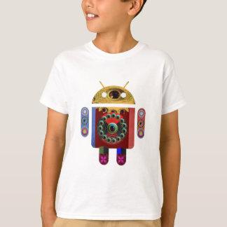ANDROIDER künstlerischer Alient Jigmo Soldat T-Shirts
