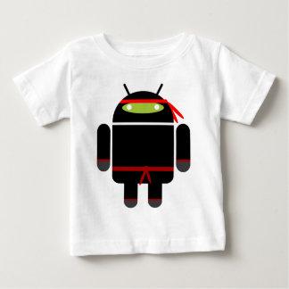 Androides Ninja Baby T-shirt