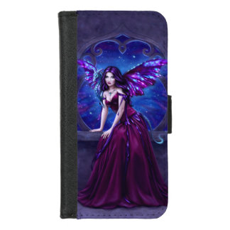 Andromeda-Drache iPhone 8/7 Geldbeutel-Hülle