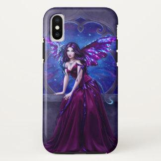 Andromeda-Drache-Kunst iPhone X Hülle