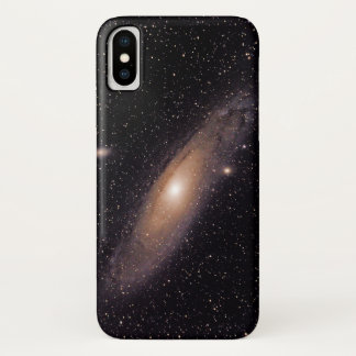Andromeda-Galaxie #13 iPhone X Hülle