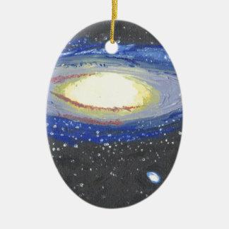 Andromeda Keramik Ornament