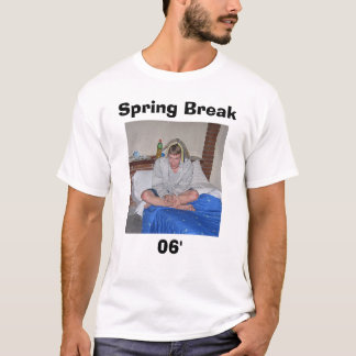 Andy-Telefonbuch, Frühjahrsferien 06' T-Shirt