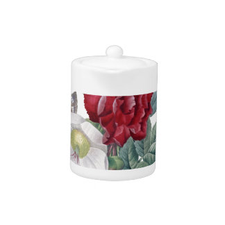 Anemonen- und Gartennelkenblumenstrauß