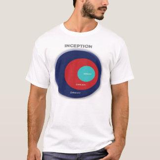Anfang Venn Diagramm T-Shirt