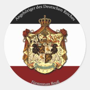 Fürstentum Aufkleber Zazzlede