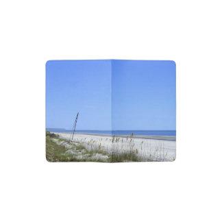 Angekoppelt auf Sapelo Moleskine Taschennotizbuch