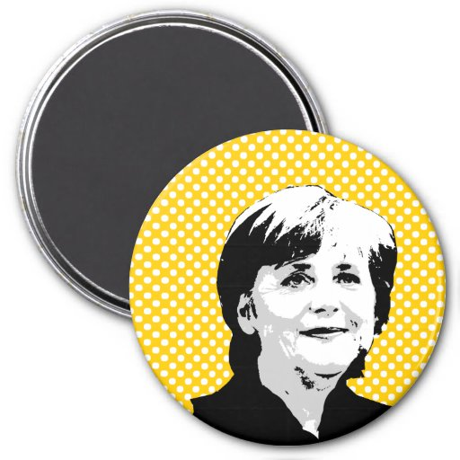 Angela Merkel Magnets