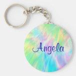 Angela_Pastel Keychain Schlüsselanhänger