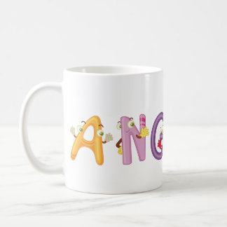 Angela-Tasse Kaffeetasse
