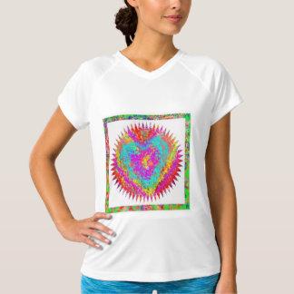 ANGELEGENHEIT DES HERZENS - künstlerischer T-Shirt