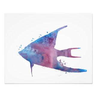 Angelfish Fotodruck