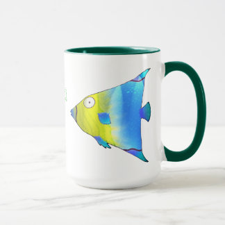 Angelfish Tasse