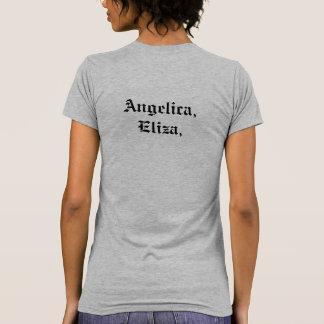 Angelika, Eliza und Peggy. Hamilton-Zitat T-Shirt