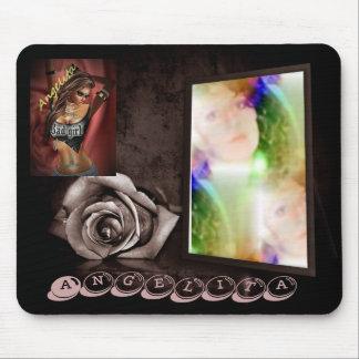 angelita Foto- und Grafikbilder Mauspad