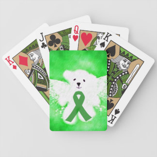 AngelLove_ Bicycle Spielkarten