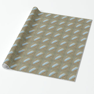 Angelwing Seashell Geschenkpapier