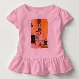 Angenehme Überraschungsentwurfsspitze für Kleinkind T-shirt