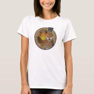 Angepasste Behälter-Spitze der Königin-Nefertiti T-Shirt
