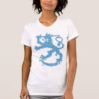Angepasste der Behälter-Spitze der Sisu T-Shirt