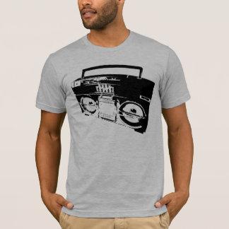 Angepasste T-Stück der grauen Männer alte T-Shirt