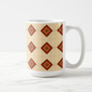 Angepasster Holzbearbeitungsentwurf Kaffeetasse
